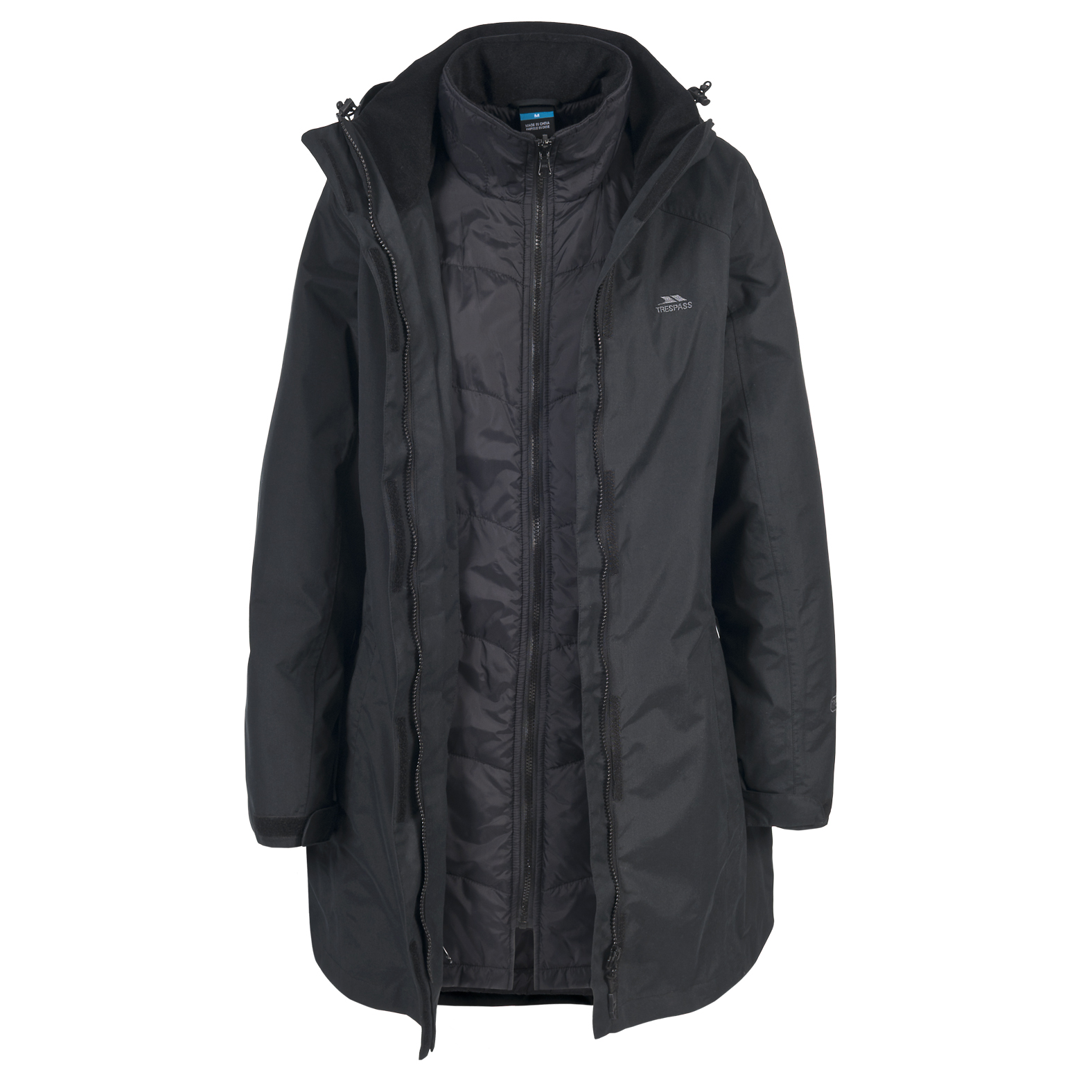 Shop our women's 3 in 1 jackets with huge savings off RRP. Our ladies 3 in 1 jackets feature built in fleeces, perfect for keeping warm during colder months. Grab a fantastic winter coat at a bargain price with our 3 in 1 jacket clearance sale.
