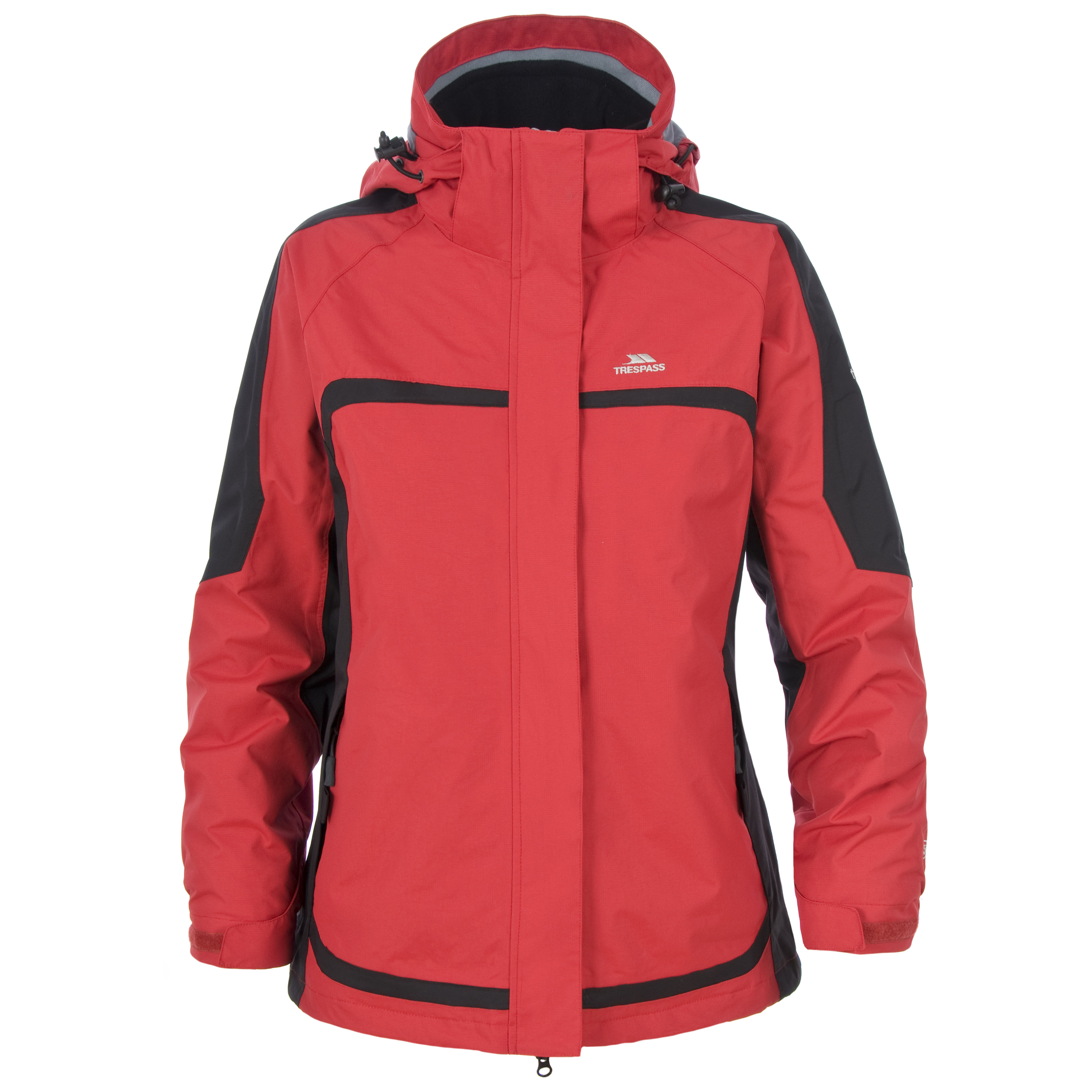 Women's 3-in-1 jackets, often referred to as multifunctional jackets, can be wonderfully adapted to the personal needs of the person wearing it as well as to the current weather conditions. Usually, this kind of jacket consists of two jackets, which can be connected to each other using buttons or zips.