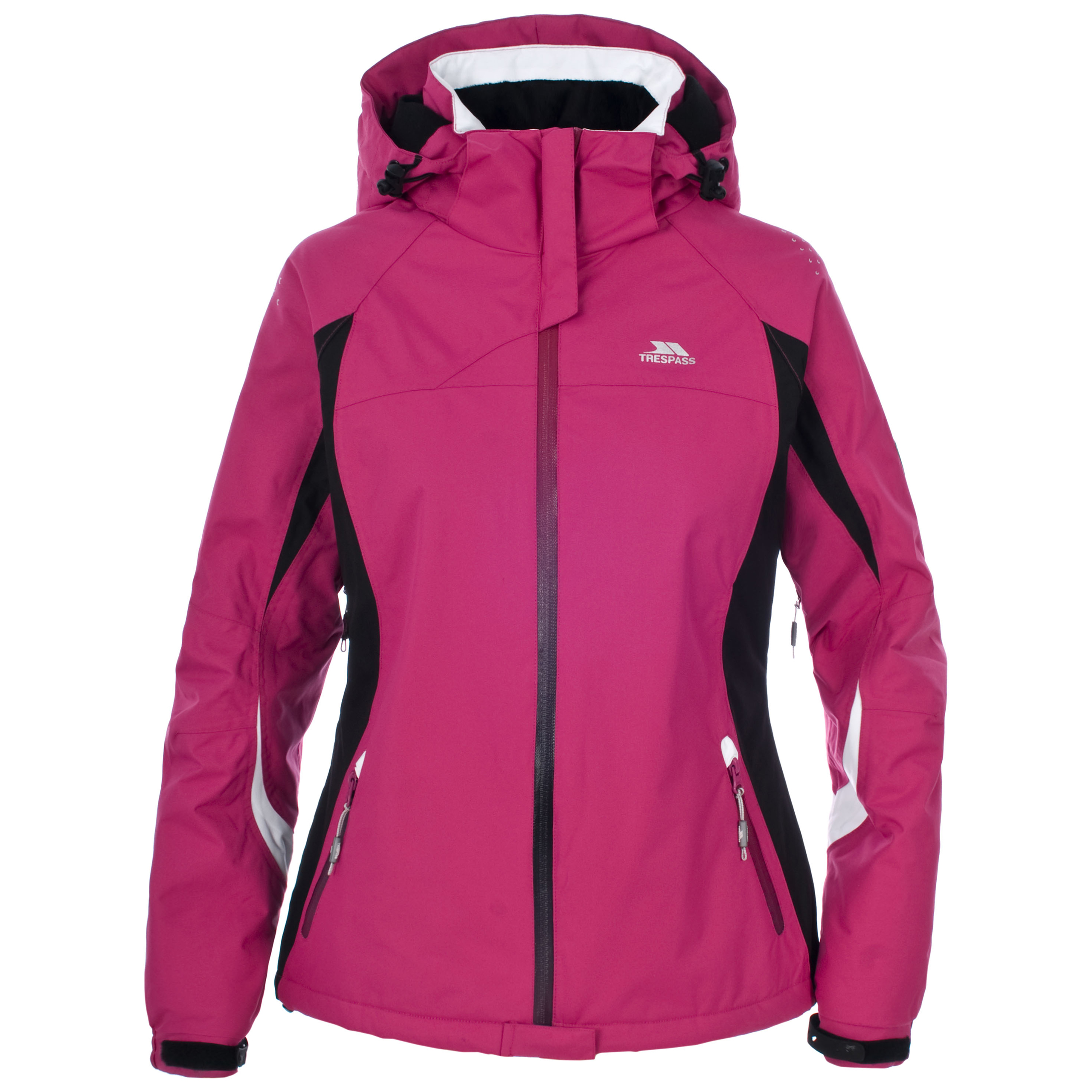 Trespass ROSEALINE Womens Ladies Waterproof Winter Ski Snow Coat