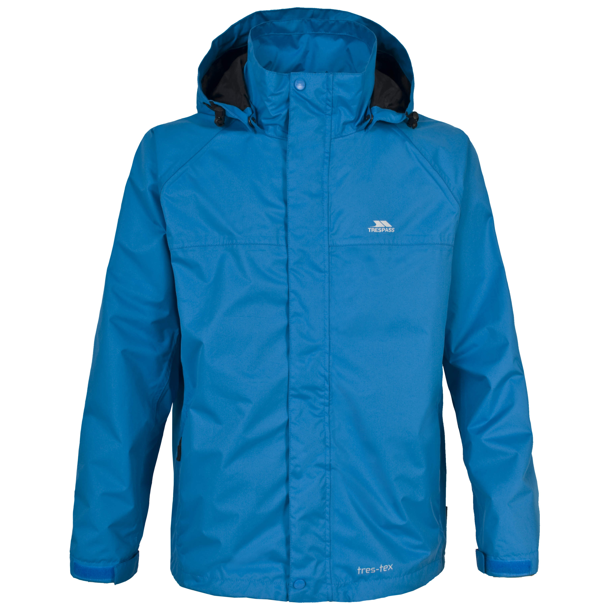 trespass toliland mens waterproof breathable windproof