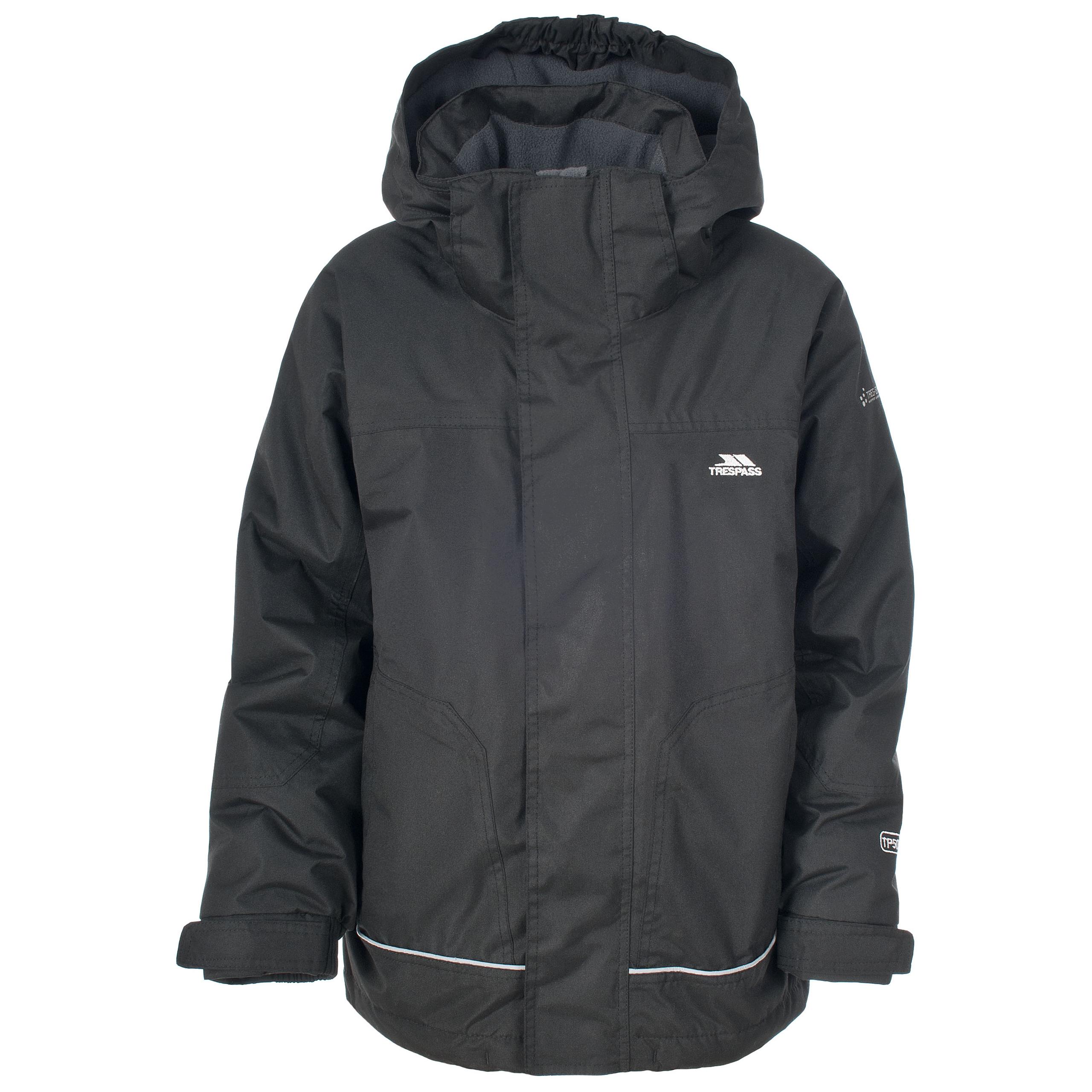 Trespass-CORNELL-impermeable-unisexe-coupe-vent-manteau-de-pluie-scolaire-enfant