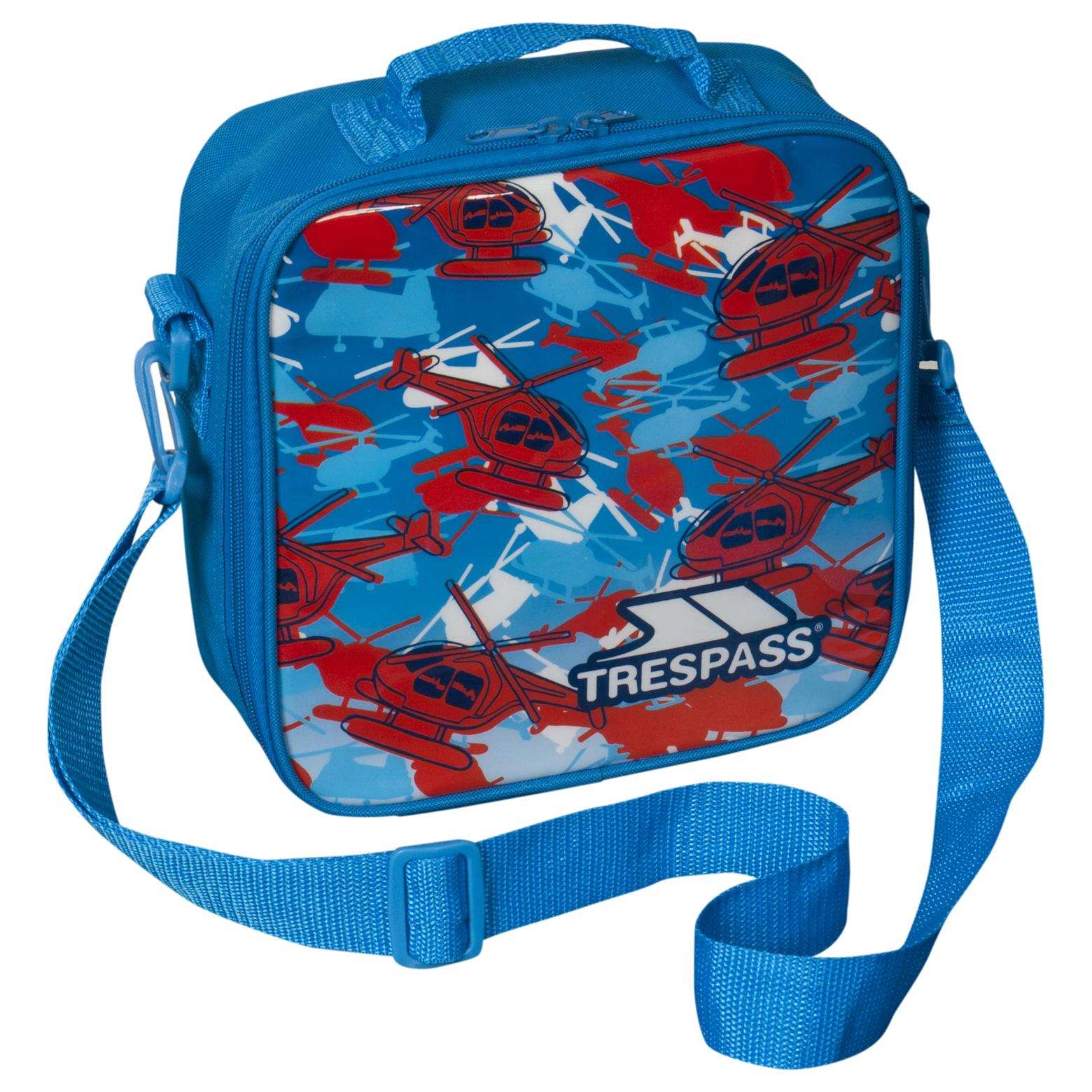 trespass playpiece boys lunch bag food picnic box ebay. Black Bedroom Furniture Sets. Home Design Ideas