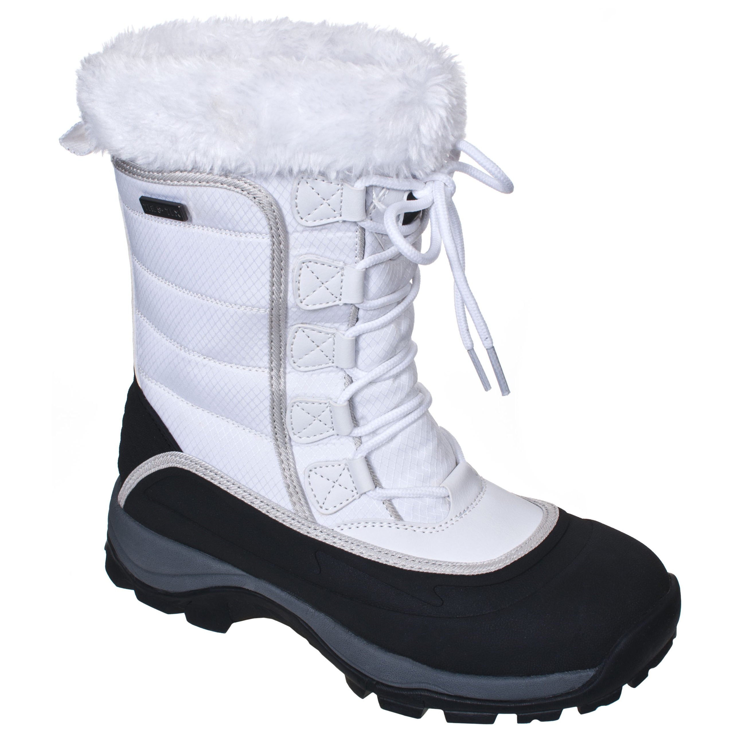 Women Winter Boots. Showing 48 of results that match your query. Search Product Result. Women Boots Slip-On Soft Snow Boots Round Toe Flat Winter Fur Ankle Boots BK/ Product Image. Price Womens Flat Casual Winter Warm Faux Fur Snow Ankle Snow Boots SPHP. Clearance. Product Image. Price $ 02 - $
