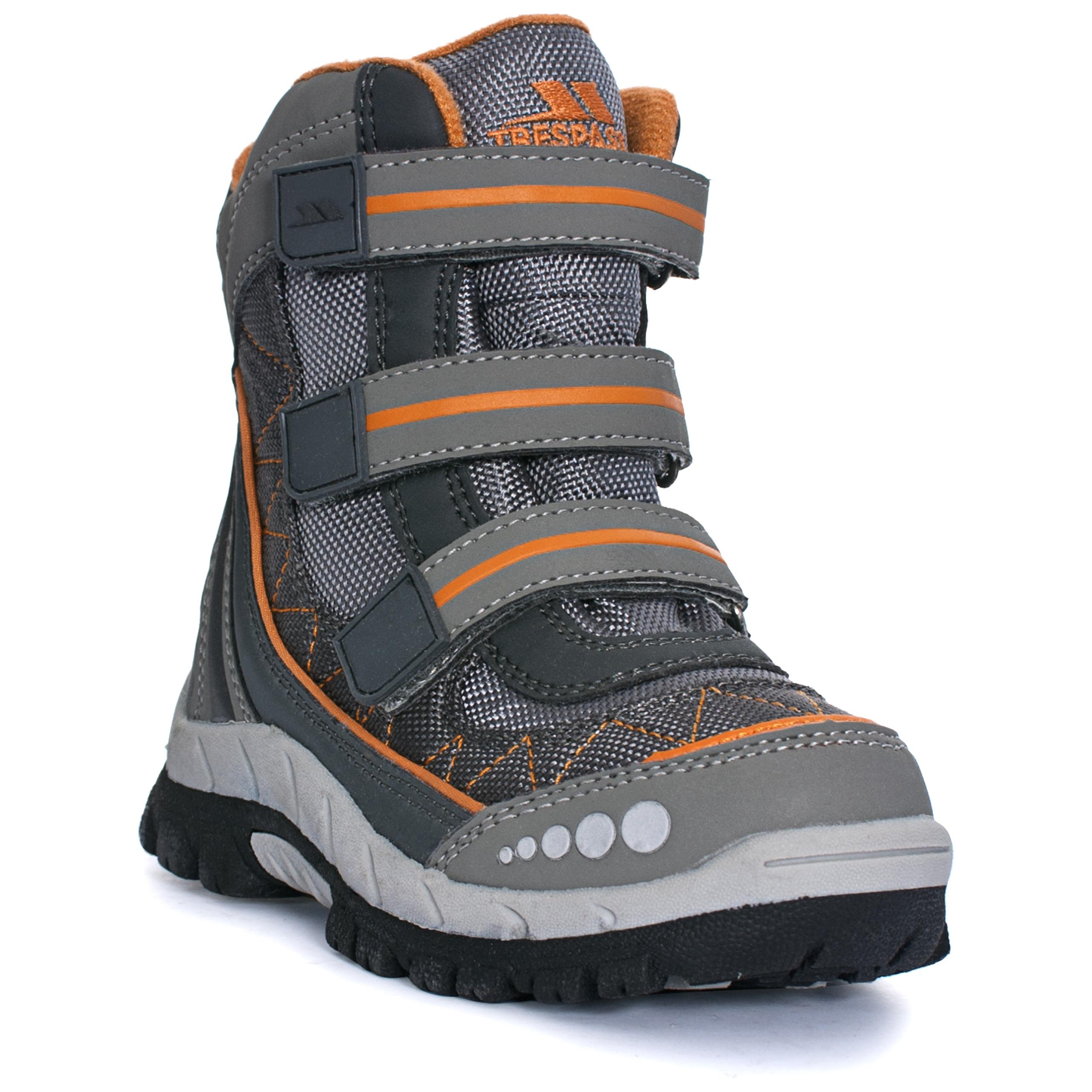 Ladies Trespass Waterproof Snow Boots   Santa Barbara Institute ...