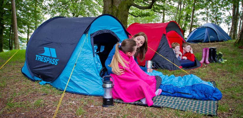 tent-guide & Types of Tents and How To Choose One | Trespass Advice