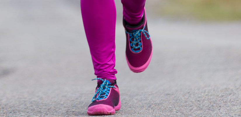 Replace Running Shoes Every