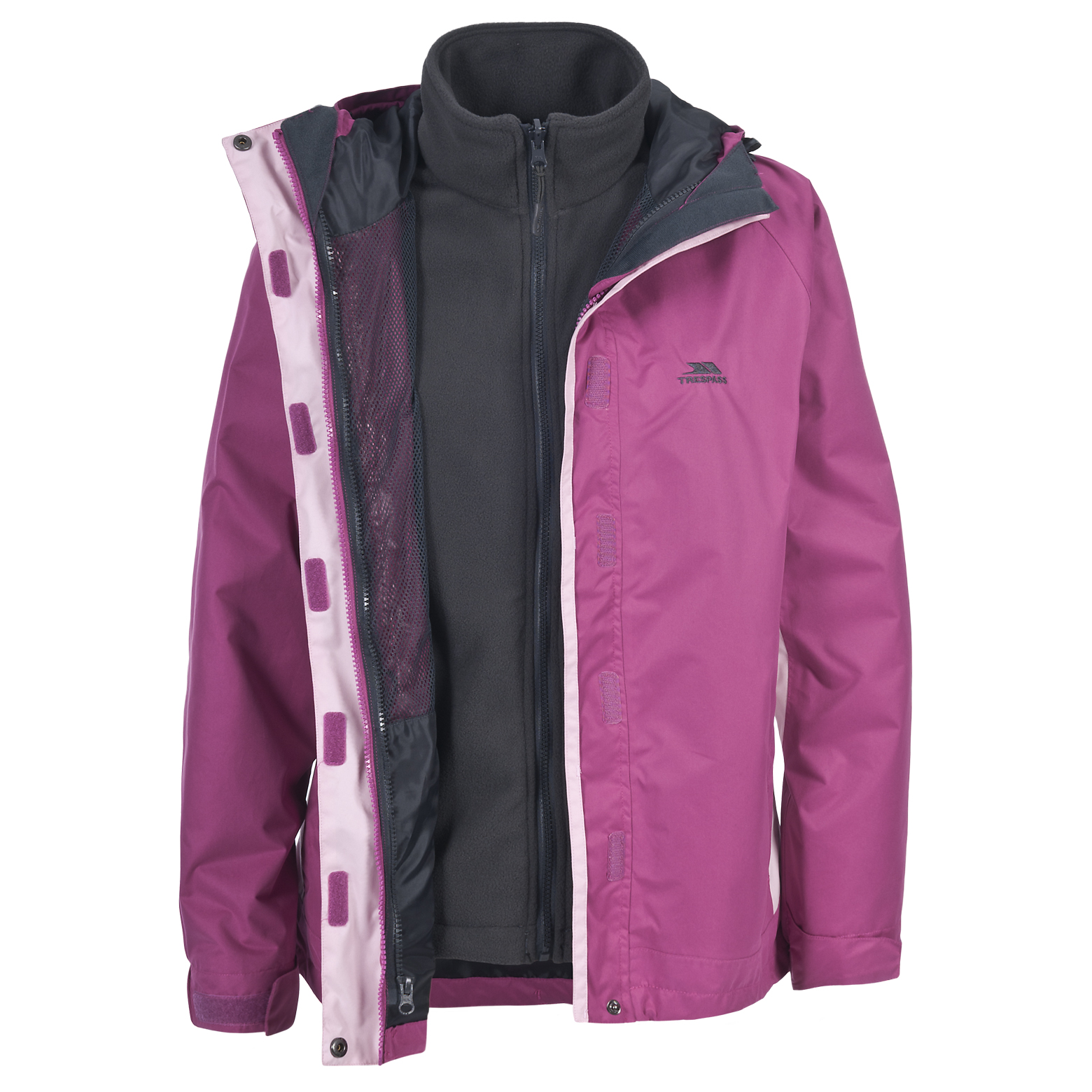 Women's 3 in 1 jackets – invest in one jacket this season