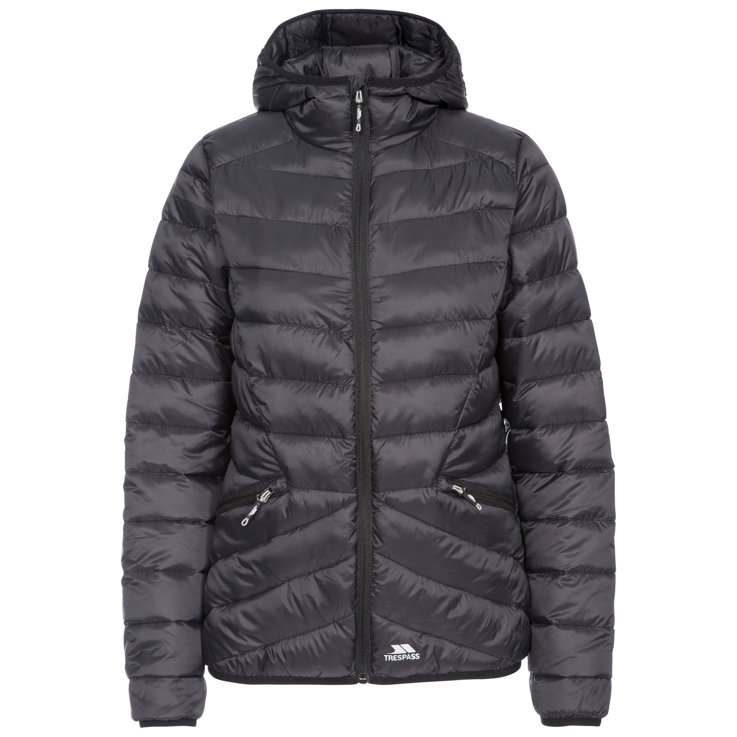 Trespass-Alyssa-Womens-Padded-Jacket-Puffer-With-Hood-For-Ladies thumbnail 15