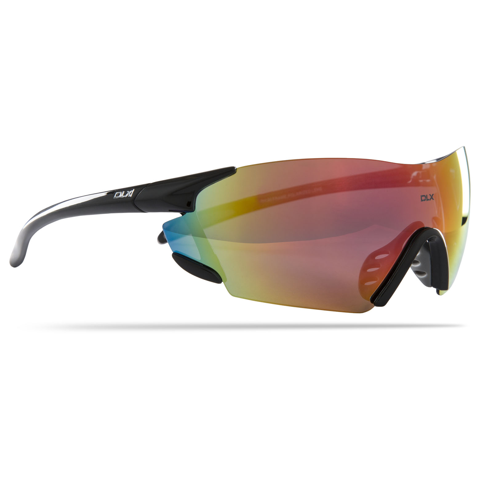 532755f237cbb Details about Trespass Amp DLX Sports Shades Mirror Lens Ski Sunglasses  with UV400 Protection