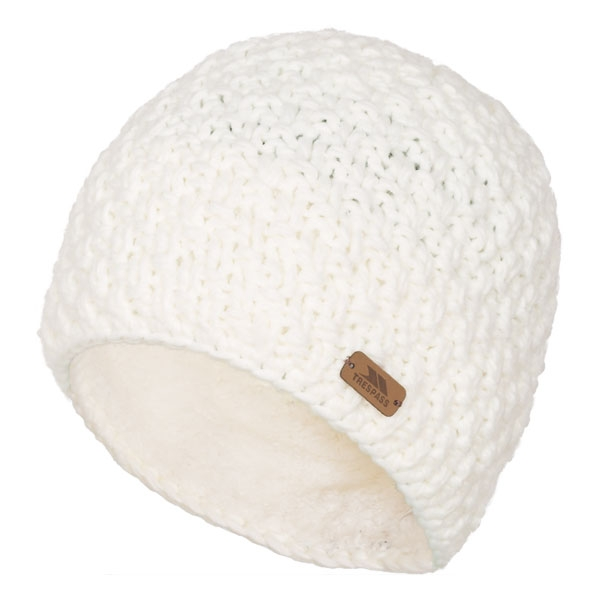 Ania Womens Knitted Beanie Hat