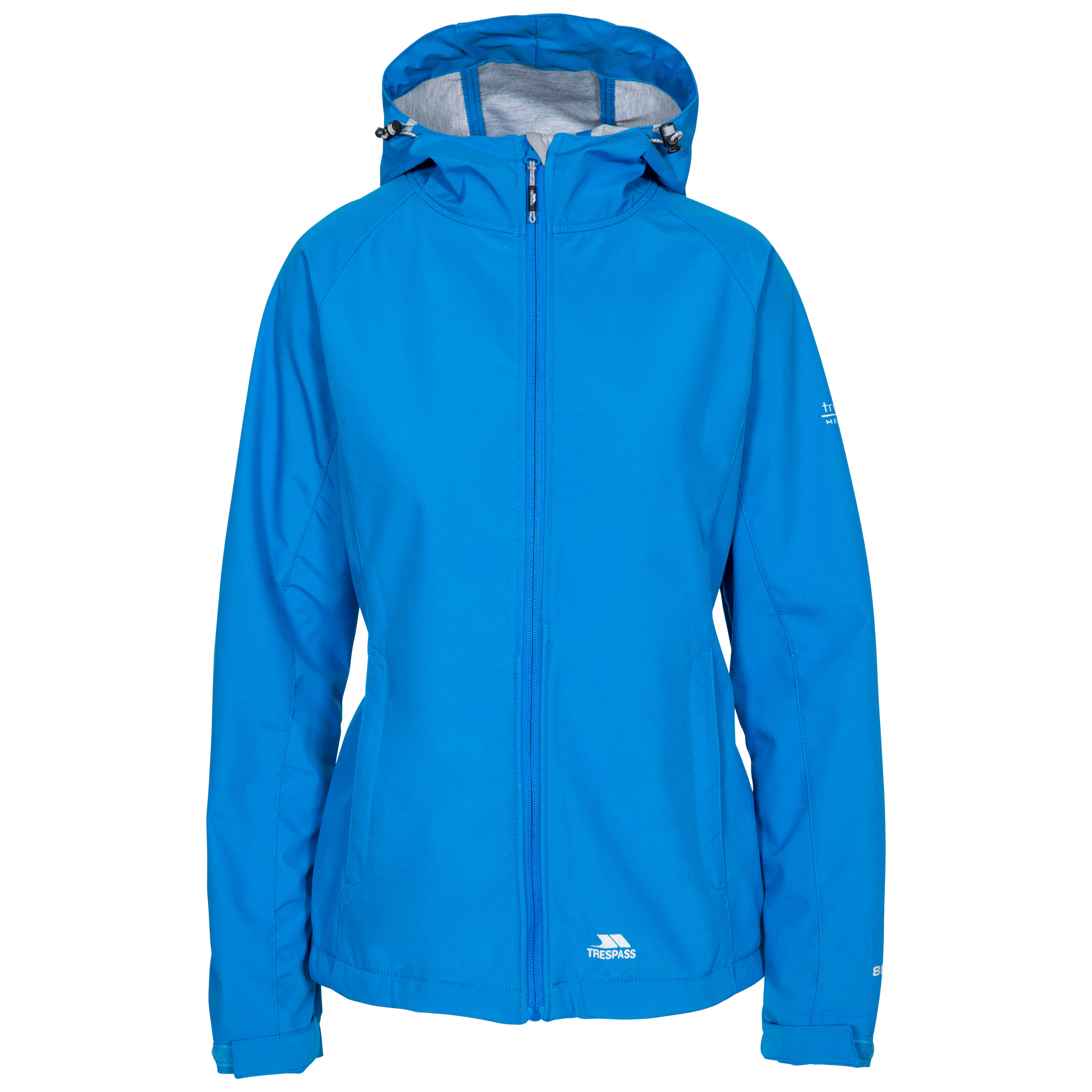 Aviana Womens Hooded Softshell Jacket