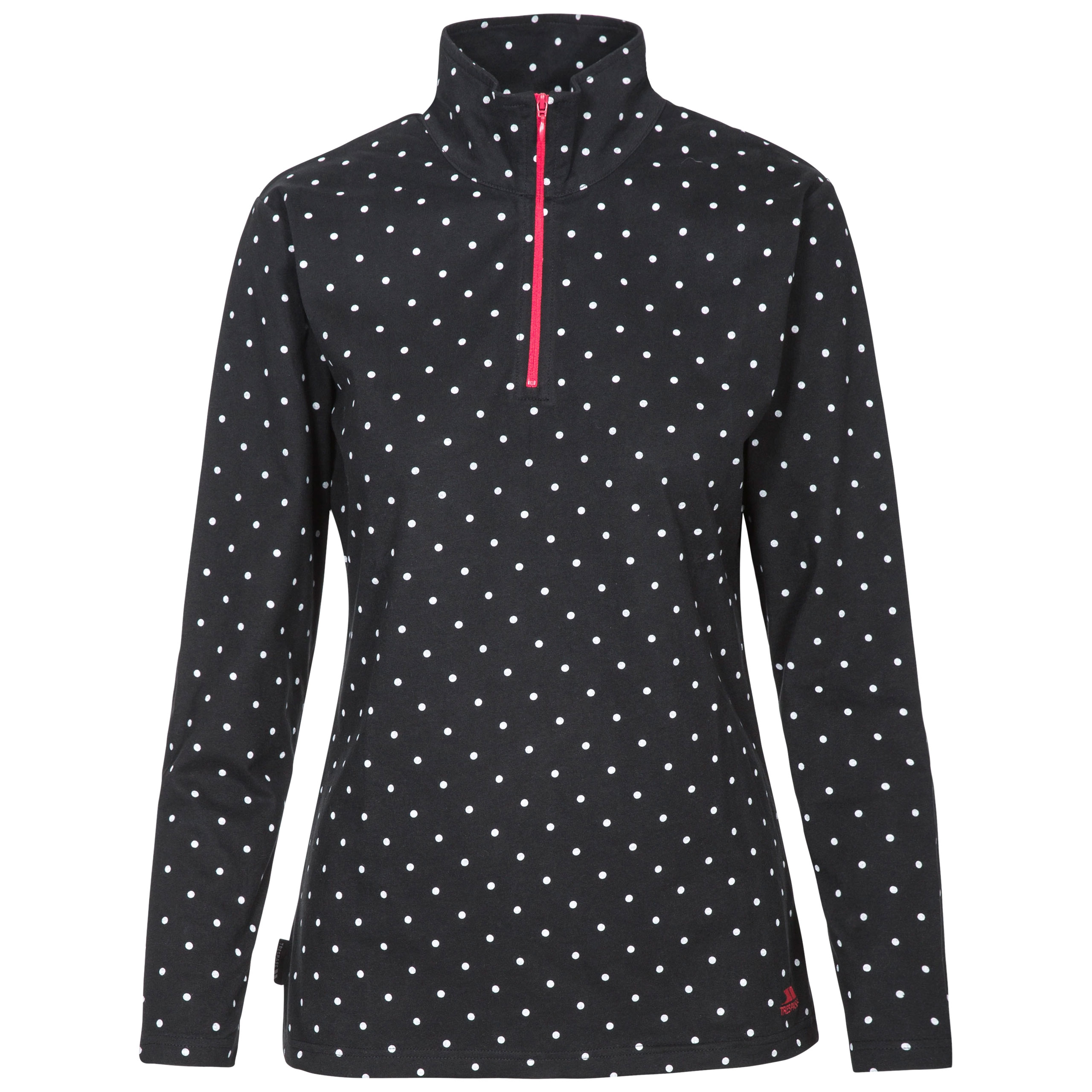 Trespass Womens//Ladies Betty Printed Long Sleeve Top TP736