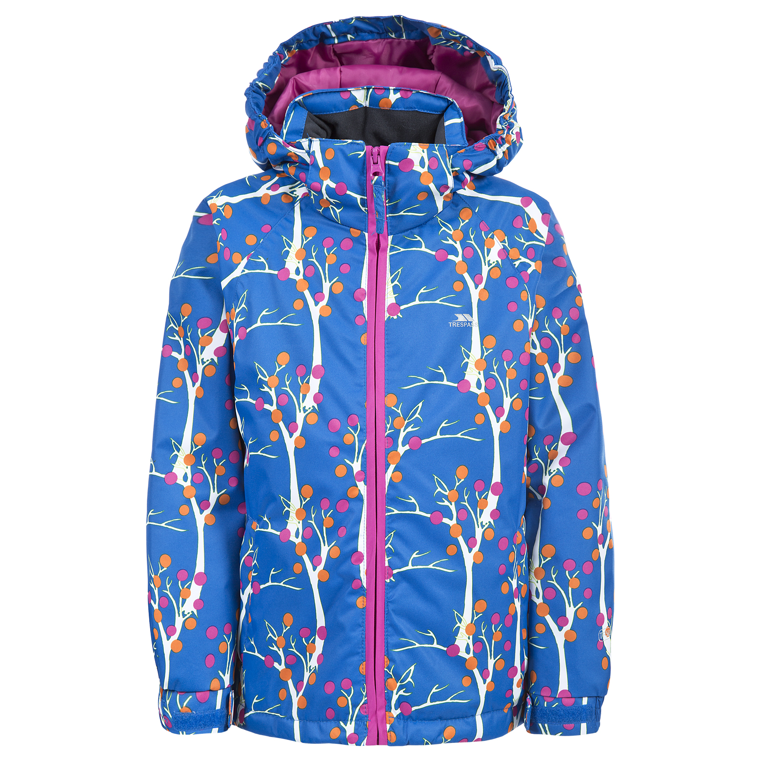 Trespass Bonny Girls Ski Jacket Insulated Waterproof Coat | eBay