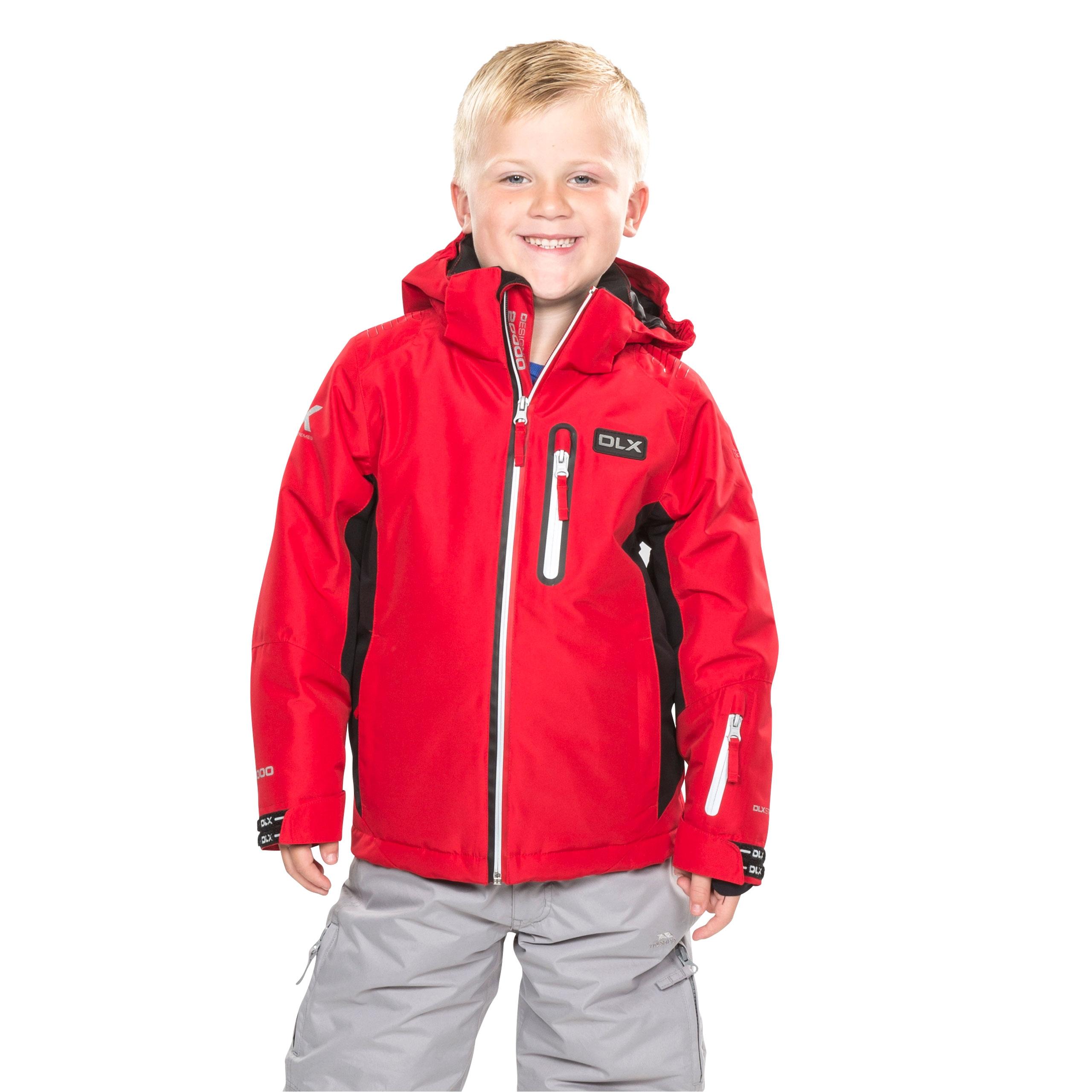 Castor Kids  DLX Unisex RECCO Ski Jacket  e3e46c3da17