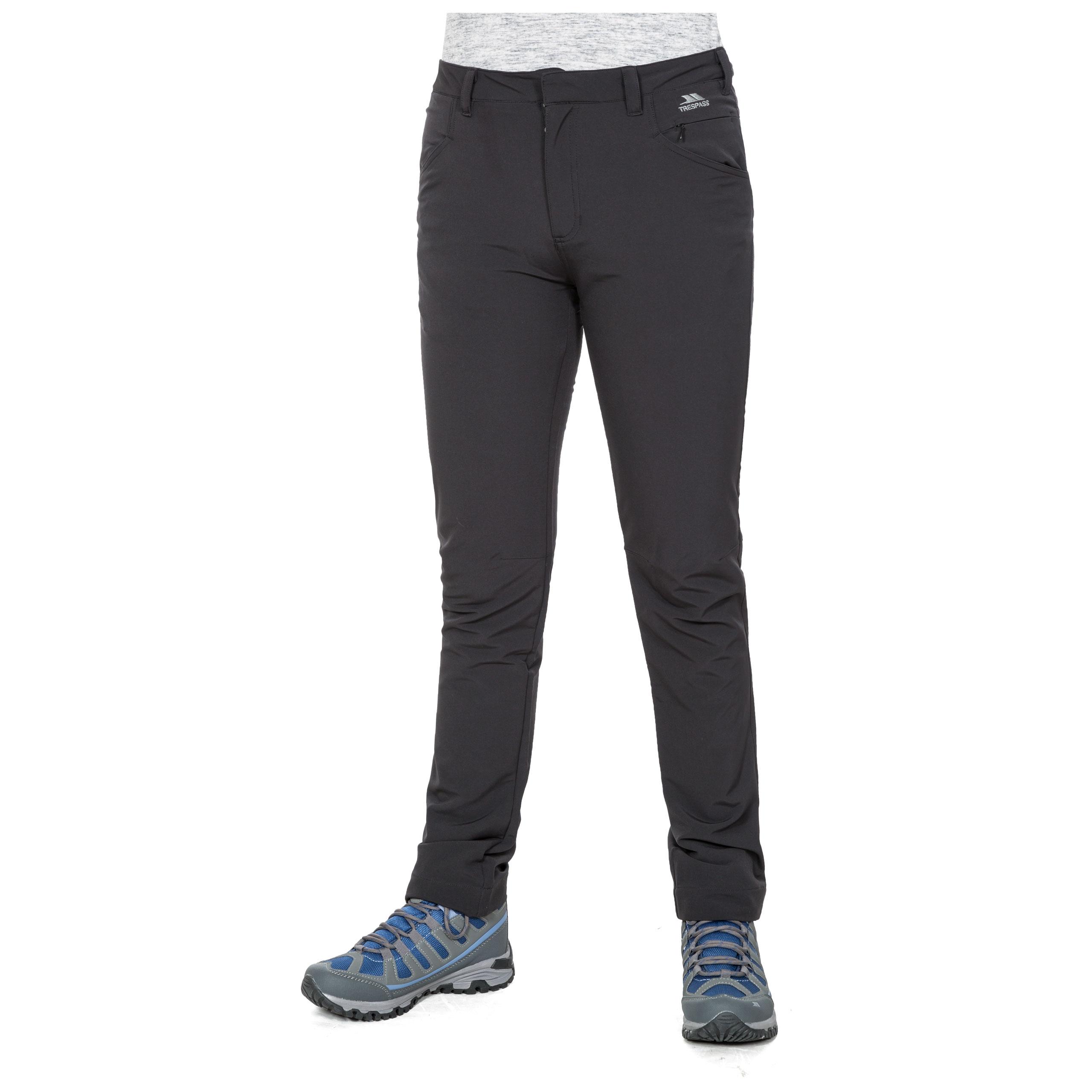 96dfed361f21 Catria Women's Slim Leg Comfort Stretch Walking Trousers | Trespass UK