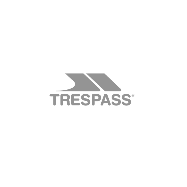 Trespass Sweeper Boys Waterproof Jacket Reflective Grey Raincoat with Hood