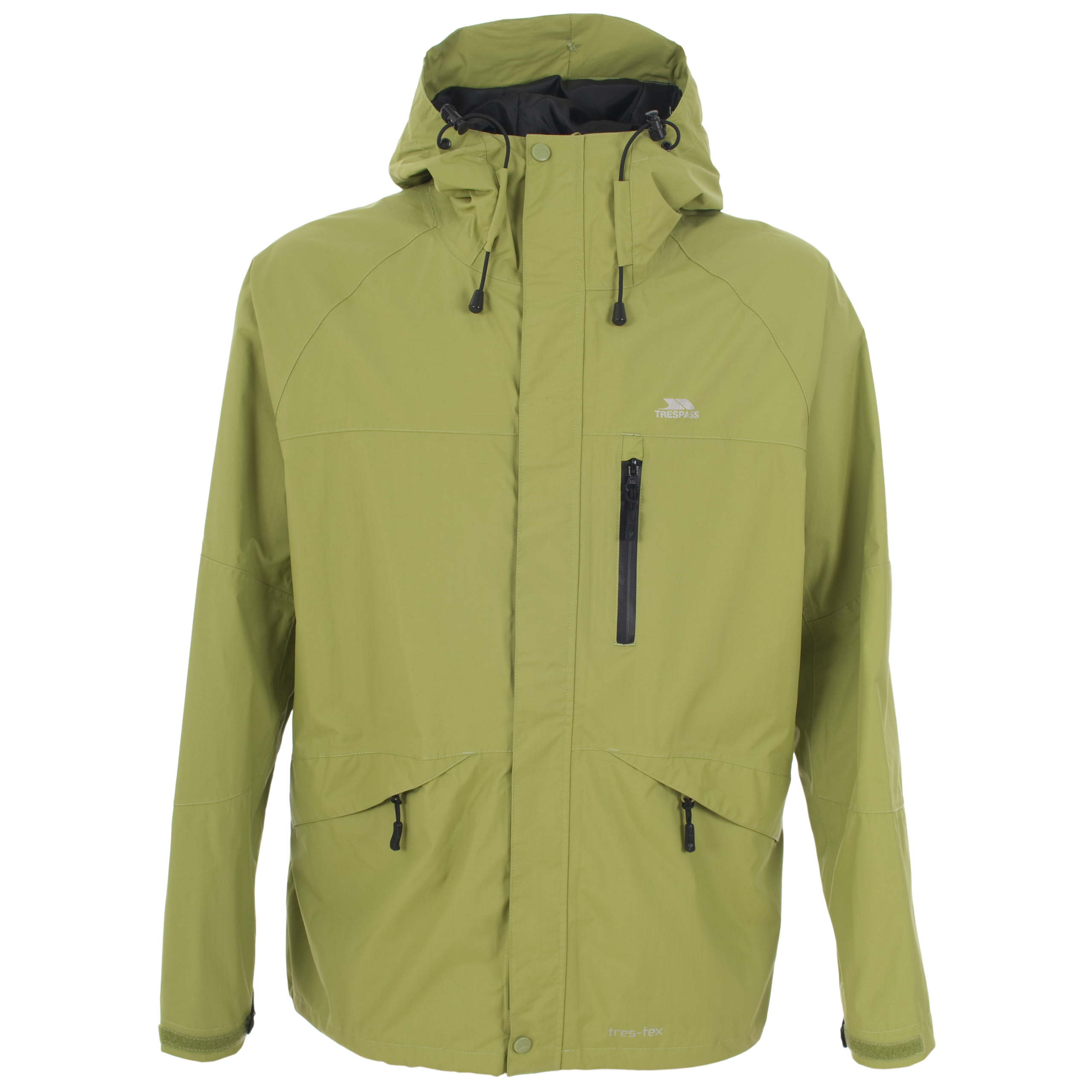 Trespass Mens Waterproof Windproof Breathable Warm Walking Jacket ...