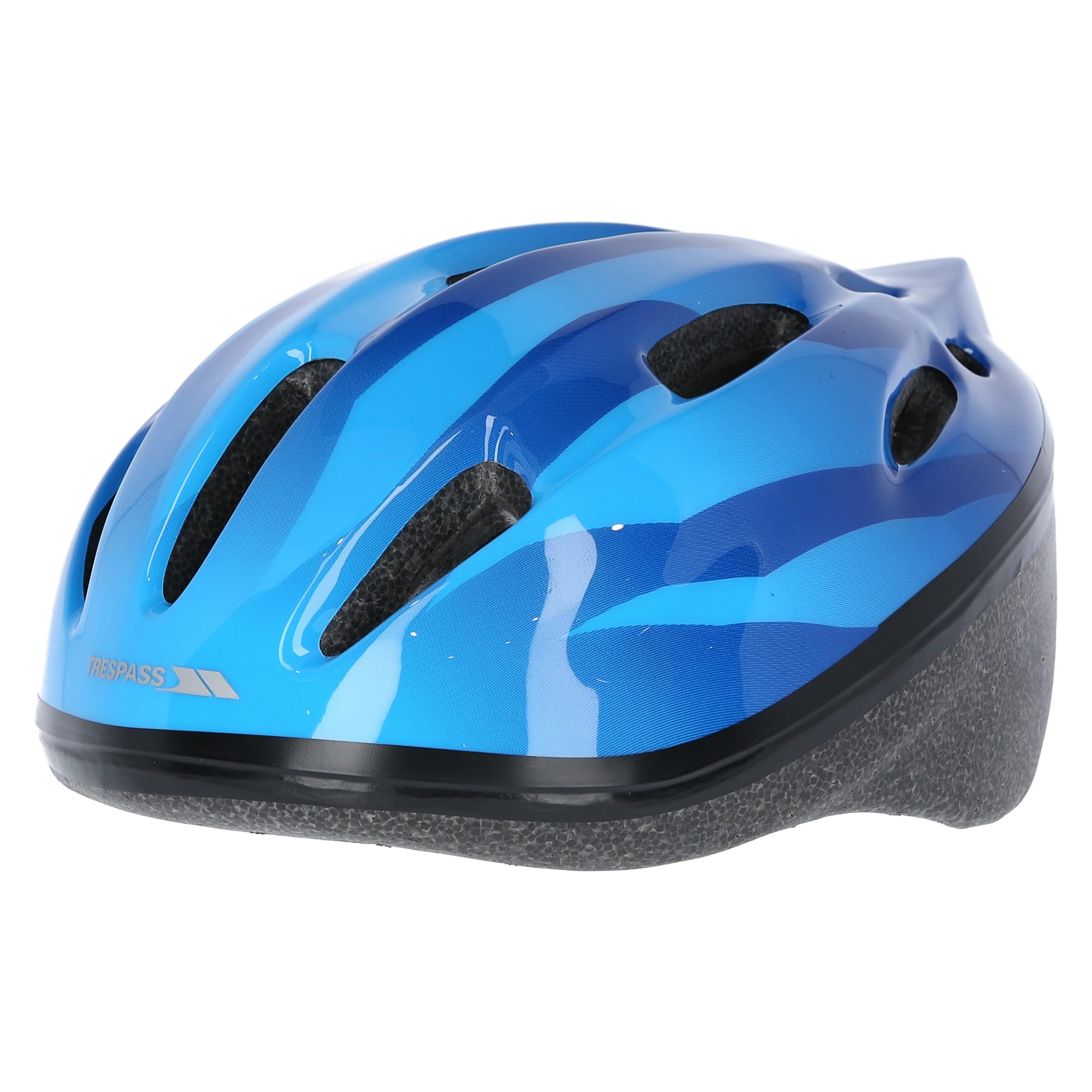 Trespass Childrens//Kids Tanky Cycling Safety Helmet