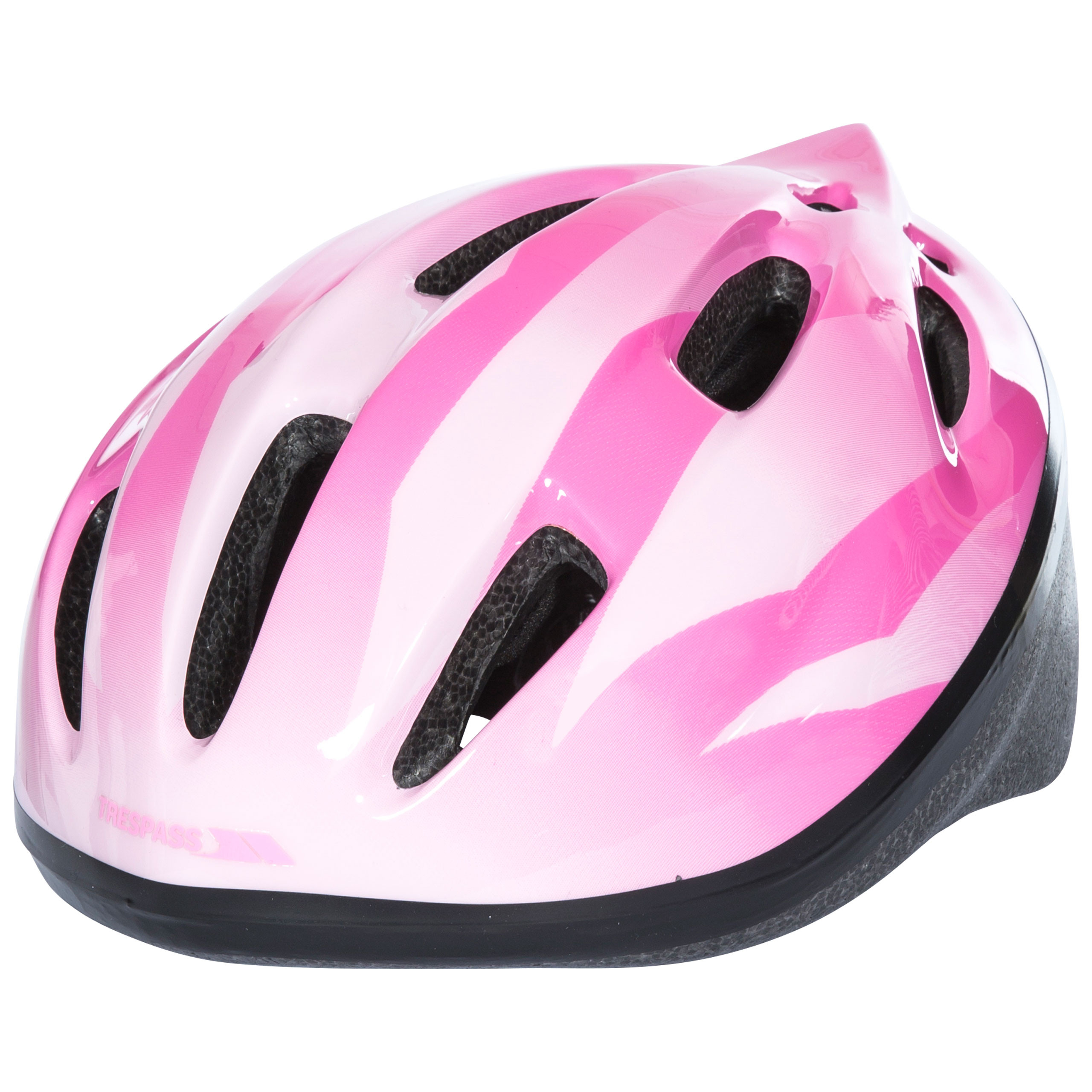 Cranky Kids Cycle Helmet In Pink