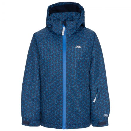 ASSURED - KIDS SKI JACKET - in Navy