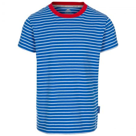 Direction Kids' Quick Dry T-Shirt in Blue