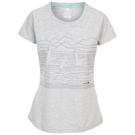 Trespass Women's T-Shirt Dunebug - GRM
