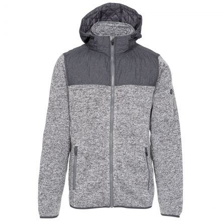 Fairleystead Men's Hooded Fleece Jacket - DGM