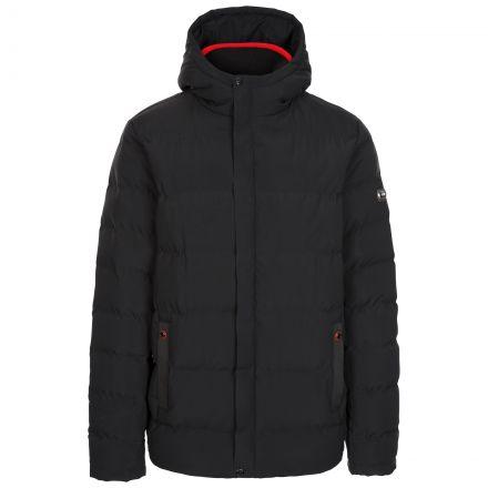 Trespass Mens Casual Jacket Habbton - BLK