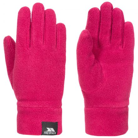 Lala II Kids' Gloves in Berry