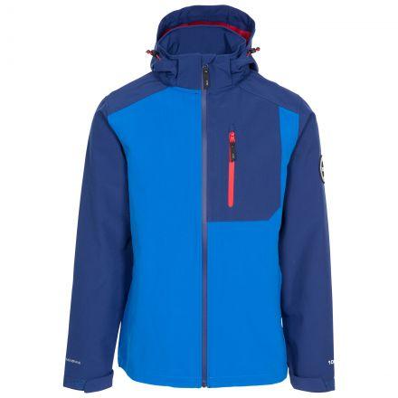 Lutz Men's DLX Softshell Jacket - BLU