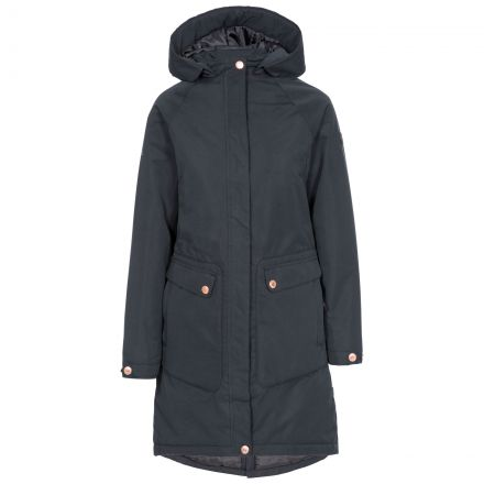 Tamara Women's Padded Waterproof Jacket in Black