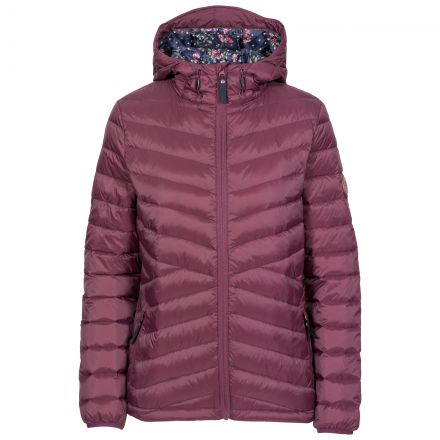 Thora Women's Ultra Lightweight Down Jacket - FIG