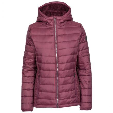 Valerie Women's Padded Jacket - FIG