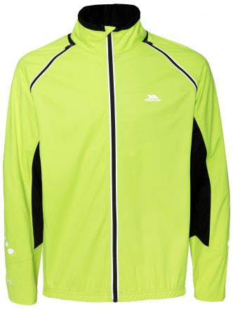 Aaron Men's Softshell Running Jacket