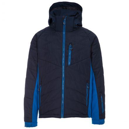 Abbotsbury Men's Windproof Ski Jacket in Navy