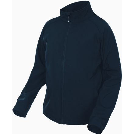 Akron Men's Softshell Jacket in Navy