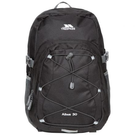 Albus 30L Backpack in Black