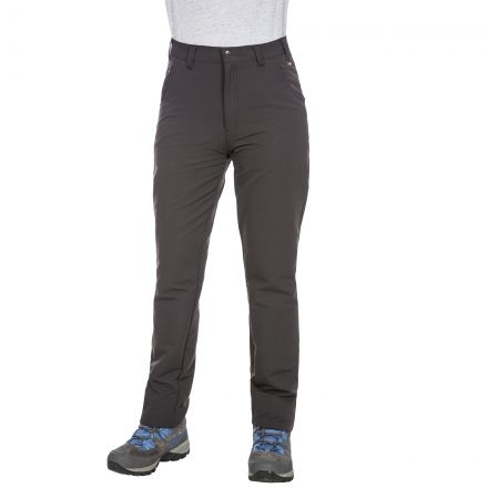 Amazonite Women's Insect Repellent Walking Trousers in Peat