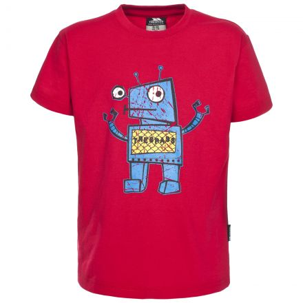 ANDROID Kids' T-Shirt  in Red