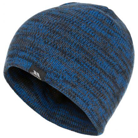 Aneth Marl Beanie in Blue