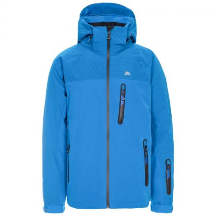 Appin Men's Waterproof Ski Jacket in Blue