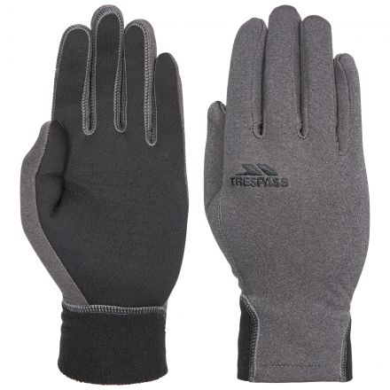 Atherton Adults' Gloves in Grey