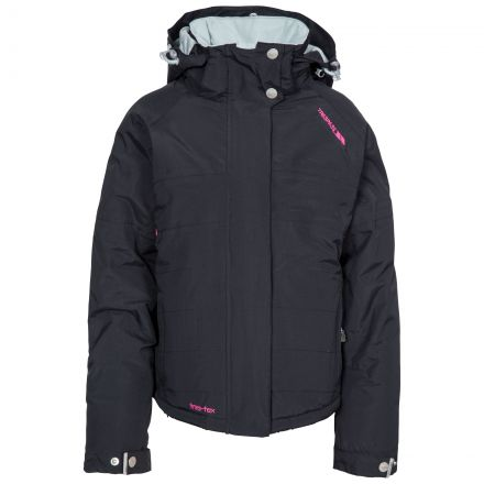 Auden Girls' Ski Jacket in Black