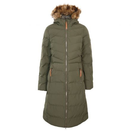 Audrey X Women's Long Length Padded Jacket