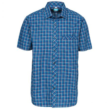 Baffin Men's Short Sleeve Checked Shirt