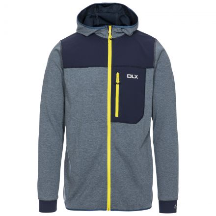 Barnes Men's DLX Quick Dry Hoodie in Navy