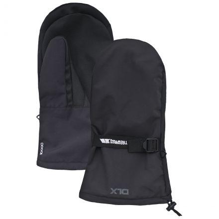 Baron Unisex DLX Waterproof Overmitt in Black
