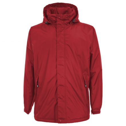 Bayfield Men's Waterproof Padded Jacket in Red
