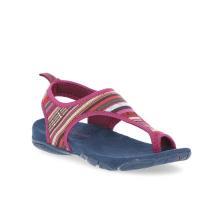 Beachie Women's Thong Sandals in Pink