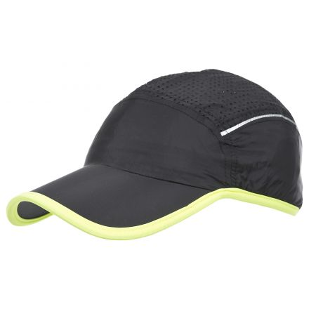 Benzie Adults' Adjustable Baseball Cap in Black